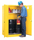 Flammables Drum Safety Cabinets