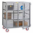 Security Cart, Secure Lockable Truck