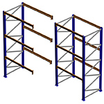 Mecalux - Interlake Pallet Rack