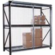 Pallet Rack Wire Security Cages Enclosures