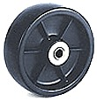 45 Series Caster with Polyolefin Wheel