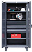 Heavy-Duty Shop Cabinets