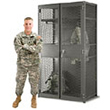 TA-50 Military Gear Lockers
