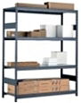 Rousseau Mini-Rack Shelving