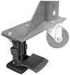 Conveyor Caster Support