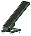 Folding Booster Conveyor