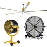 Industrial & Warehouse Fans