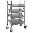 Mobile Steel Pick Shelving