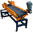 Dual-Direction Tilting Discharge Belt Conveyor