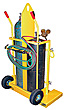 Welding Torch Cylinder Carts