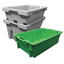 Poly & Plastic Containers
