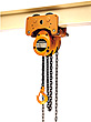 Low Headroom Trolley Hoists