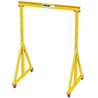 E-Series Steel Adjustable Gantry Cranes
