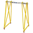 3-Way Adjustable Gantry Cranes with Aluminum I-Beams