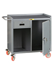 Mobile Workbench Cabinet