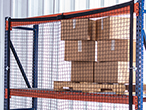 Pallet Rack Rack Safety Netting