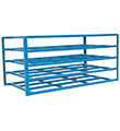 Horizontal Sheet Metal Rack