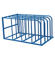 Vertical Sheet Metal Racks