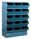 Sectional Bin Storage