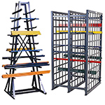 Bar & Pipe Storage Rack