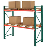 Steel King Pallet Rack, Steel King Tubular Racks