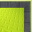 High Visibility Safety Mats