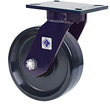 76 Series Casters with Solid Urethane Wheel