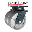 RWM Industrial Caster |95 Series Dual Casters with Wheels