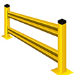 Drop-In Lift-Out Light Duty Guard Rail