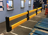 Flexible Guard Rail