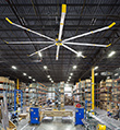 HVLS Warehouse Fans from Big Ass Fans