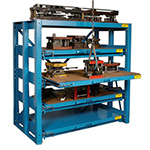 Jarke EZ-Glide Roll Out Shelving
