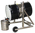 Stainless Steel Drum Handling