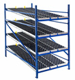 Wheel Bed Roller Rack