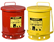 Oily Waste Safety Cans