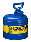Blue (Kerosene) Safety Can