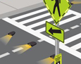 Lighted Crosswalk Systems