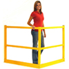 Steel handrailing systems