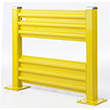 Steel King Heavy Duty Steel Guard Railing Systems