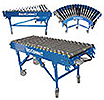Rigid Reconfigurable Conveyors
