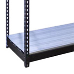 Steel Decks for Rivet Shelving