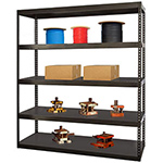 High Capacity Steel Deck Rivet Shelving