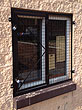 Security Window Panels