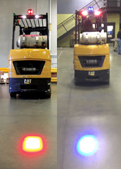 Forklift Warning Lights