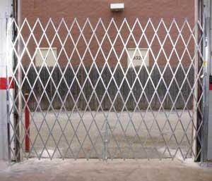 Single Folding Gates   Retractable steel security gates   Online ...