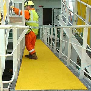 Anti-Slip Walkway Covers