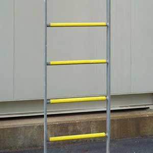 Anti-Slip Ladder Rung Covers