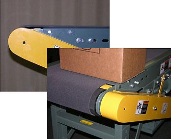 Hytrol conveyor chain guard
