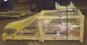 conveyor crated by a competitor