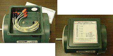 Wiring A Conveyor Motor Hytrol